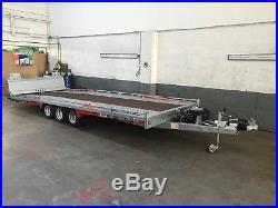 2017 Brian James T6 Transporter Tilt Bed Professional Car Transporter Trailer