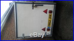 5x4x4 box trailer