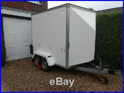 8x5x6 1500kg Car Box Trailer