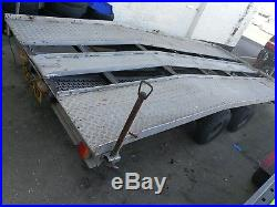 Alexander Twin Axle Car Transporter Trailer 3500kg 3.5 ton Plant