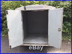 Aluminium Box Trailer Insulated