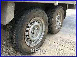 Anssems 10x5 Car Trailer General Purpose Twin Axle
