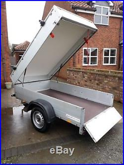 Anssems GT750-211HT Camping Trailer + Thule Load Bars + Spare Wheel IMMACULATE
