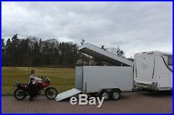 Anssems GTT 2000.301 VT3 Box Trailer