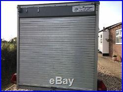 Armitages 14ft Box Trailer Not Ifor Williams Blueline Towavan