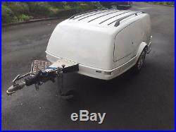 BMW Multi-trailer Camping Trailer With Removable Canopy