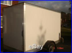 BOX TRAILER 10x 5x 6ft high
