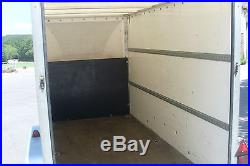 BOX VAN TRAILER HIRE 10X5 ft 2600kg £216 INC VAT FOR 4 WORKING DAYS