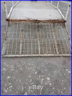 BRADLEY 3500kg beavertail plant, car trailer
