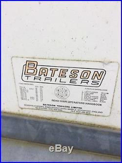 Bateson Box Trailer