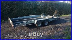 Bateson Tilt Bed Car Trailer Transporter 2000kg