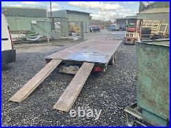 Bateson car trailer transporter 4 Wheeler