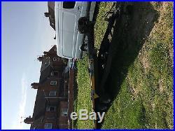 Bateson tri axle car transporter
