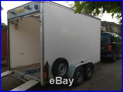 Blueline Box Trailer / car transporter