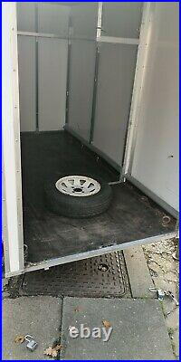 Box Trailer (8ft x4ft x5ft) very good condition