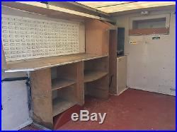 Box Trailer Ex BT Van