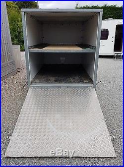Box Trailer Twin Axle 8' x 5