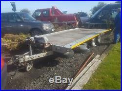 Brain James Car Transporter Trailer