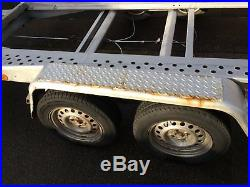 Brenderup Tilt Trailer With E/Winch SOLD ELSWHERE