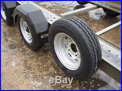 Brian James 16ft Car Trailer Transporter Tilt Bed