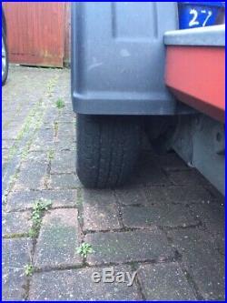 Brian James A4 Car Transporter Trailer