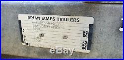 Brian James A4 transporter Trailer
