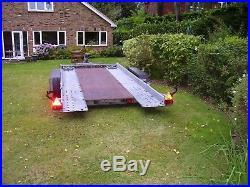 Brian James A Series Hydraulic Tilt-Bed Trailer