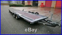 Brian James Amax Car Transporter Trailer Trackday Drift 16ft Longest Bed