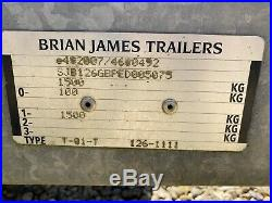 Brian James C2 Trailer/Transporter