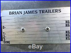 Brian James C4 Car Transporter 126-2223 (2600kg)