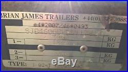 Brian James Car Go trailer
