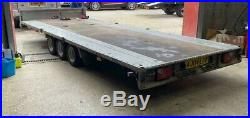 Brian James Car Recovery Trailer 18ft x 7ft, 3.5 ton