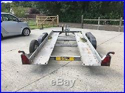 Brian James Car Trailer Tilt Bed / Car Transporter
