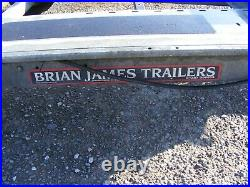 Brian James Car Trailer Transporter Single Axle