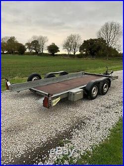 Brian James Car Transporter Tilt Trailer