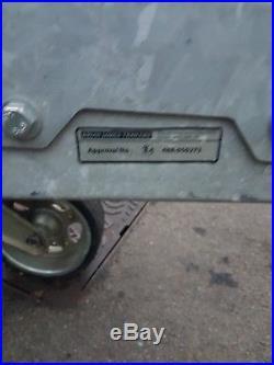 Brian James Car Transporter Trailer C4 2.6 Tones