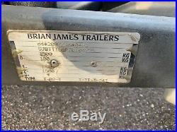 Brian James Car Transporter Trailer Ifor Williams