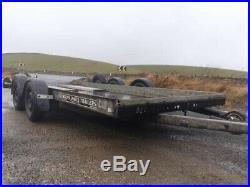 Brian James Car Transporter Trailer Race Car Stock Car 185 13ft 6.1 ft