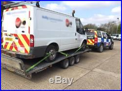 Brian James Car Transporter Trailer Tri Axle Tilt Bed Tilt Ramp Recovery Bargain