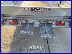 Brian James Cargo Flatbed Trailer