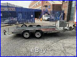 Brian James Clubman Car Transporter Trailer