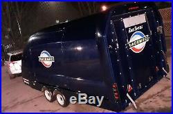 Brian James Enclosed Race/Classic Car Transporter Trailer, 3000kg, Twin Axle