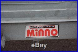 Brian James Minno Car transporter Trailer
