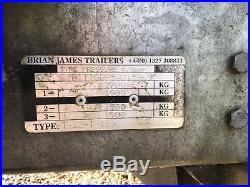 Brian James Plant Commercial Transporter Trailer