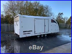 Brian James RT6 2030 car transporter trailer