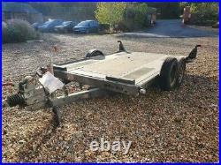 Brian James Small Car Trailer