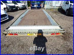 Brian James TT Tilt Bed Car Trailer Transporter