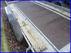 Brian James Twin Axle Tilt Bed Trailer Car Transporter