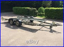 Brian James clubman Car transport trailer