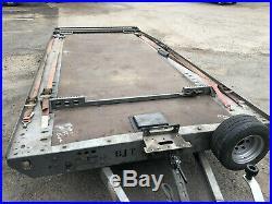 Brian James tri axle Car recovery 3500kgs